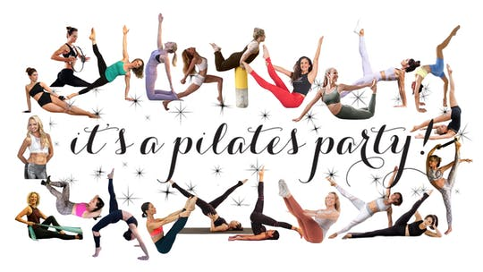 It's a Pilates Party! 4.0 by Zayna Gold Online
