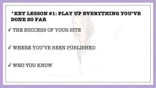 Instant Access to MONTH 4, LESSON 1 PLAY UP EVERYTHING YOU'VE DONE SO FAR by All the Write Moves, powered by Intelivideo
