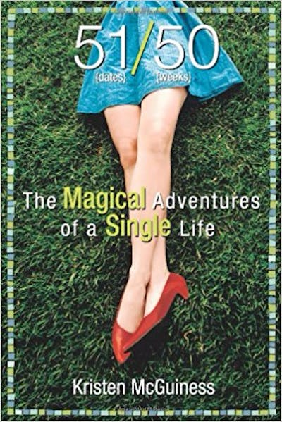 Kristen McGuiness Proposal for 5150: The Magical Adventures of a Single Life by All the Write Moves