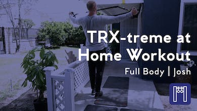 TRX-treme At Home Workout by Club Pilates
