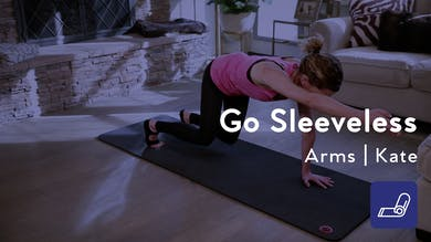 Go Sleeveless Arm Workout by Club Pilates