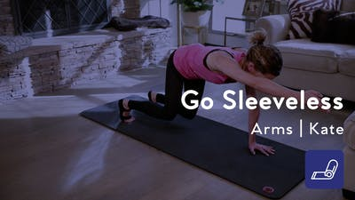 Instant Access to Go Sleeveless Arm Workout by Club Pilates, powered by Intelivideo