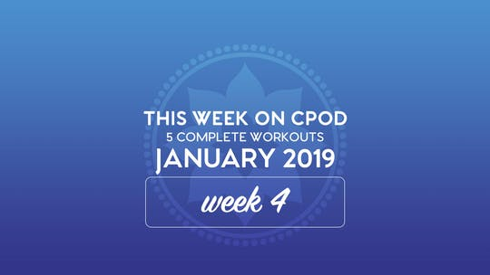 This Week on Club Pilates On Demand | January 2020 | Week 4 by Club Pilates