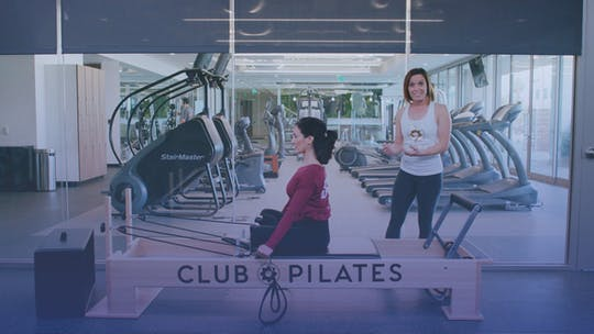 Instant Access to Reach For Greatness Arm Workout by Club Pilates, powered by Intelivideo
