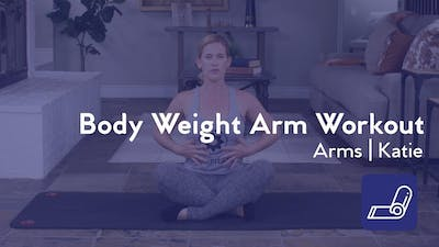Body Weight Arm Workout by Club Pilates