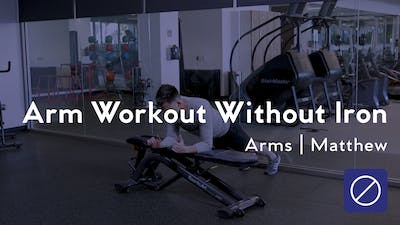 Arm Workout Without Iron by Club Pilates