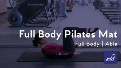 Full Body Pilates Mat by Club Pilates