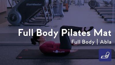 Instant Access to Full Body Pilates Mat by Club Pilates, powered by Intelivideo