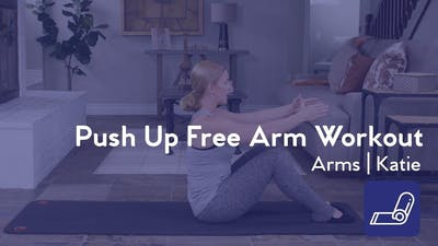 Push-Up Free Arm Workout by Club Pilates