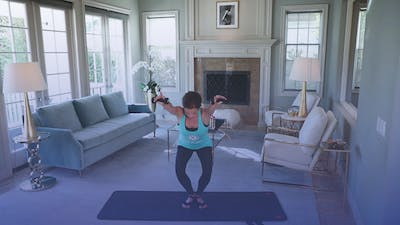 Instant Access to Limber Up Leg Workout by Club Pilates, powered by Intelivideo