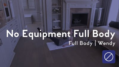 No Equipment Full Body Workout by Club Pilates