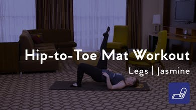 Hip-to-Toe Mat Workout by Club Pilates