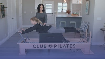 Instant Access to Pilates Arms at Home by Club Pilates, powered by Intelivideo