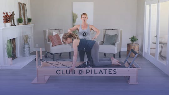 Instant Access to Energetic Core Workout by Club Pilates, powered by Intelivideo