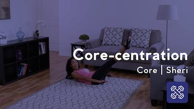 Core-centration Workout In A Hotel Room by Club Pilates