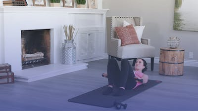 Instant Access to Heighten Your Core Strength by Club Pilates, powered by Intelivideo