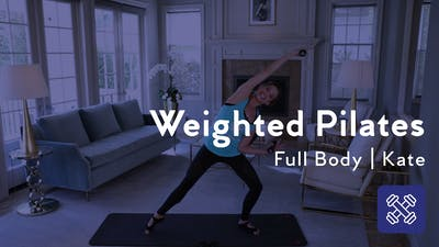 Instant Access to Full-Body Weighted Pilates by Club Pilates, powered by Intelivideo