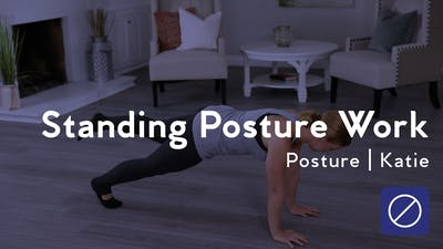Instant Access to Standing Posture Work by Club Pilates, powered by Intelivideo