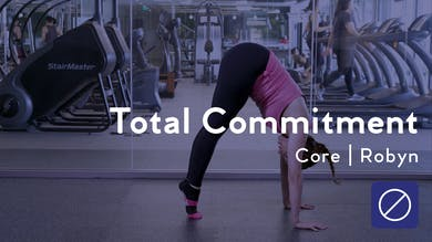 Total Commitment Core Workout by Club Pilates