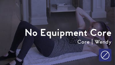 No Equipment Core At Home by Club Pilates