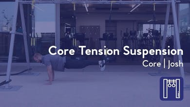 Core Tension Suspension Workout by Club Pilates