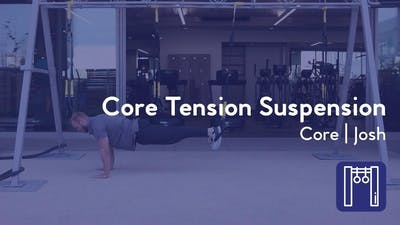 Instant Access to Core Tension Suspension Workout by Club Pilates, powered by Intelivideo