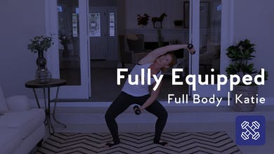 Fully Equipped Workout At Home by Club Pilates
