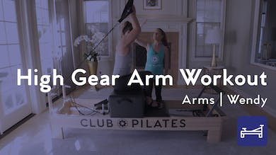 High Gear Arm Workout by Club Pilates