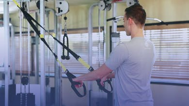 TRX-ceptional Posture Workout by Club Pilates