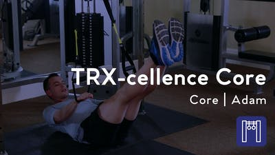Instant Access to TRX-cellence Core Workout At The Gym by Club Pilates, powered by Intelivideo