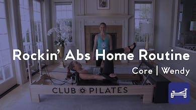 Rockin' Abs Home Routine by Club Pilates