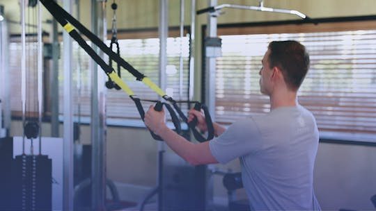 Instant Access to TRX-treme Full Body Workout by Club Pilates, powered by Intelivideo