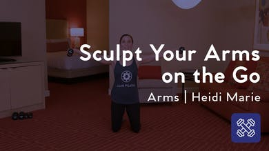 Sculpt Your Arms on the Go by Club Pilates