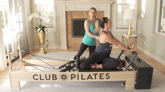 Wendy Savage by Club Pilates