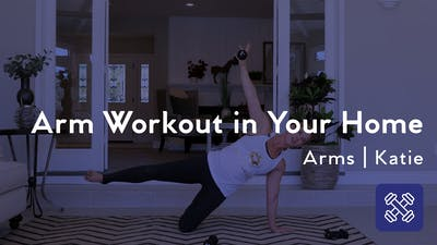 Instant Access to Arm Workout In Your Home by Club Pilates, powered by Intelivideo