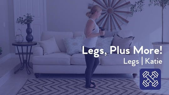Instant Access to Legs, Plus More! by Club Pilates, powered by Intelivideo