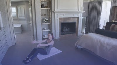 Instant Access to No Equipment Core At Home by Club Pilates, powered by Intelivideo