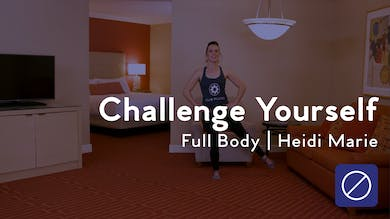 Challenge Yourself, Head To Toe Full Body Workout by Club Pilates