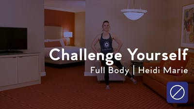Instant Access to Challenge Yourself, Head To Toe Full Body Workout by Club Pilates, powered by Intelivideo