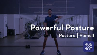 Powerful Posture At The Gym by Club Pilates