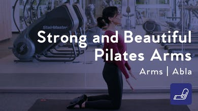 Strong And Beautiful Pilates Arms by Club Pilates