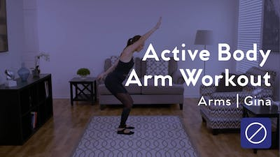 Instant Access to Active Body Arm Workout by Club Pilates, powered by Intelivideo