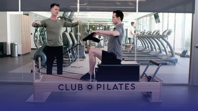Sit Up and Tone Those Arms by Club Pilates