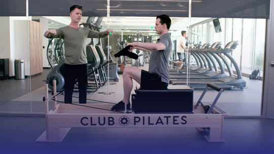 Instant Access to Sit Up and Tone Those Arms by Club Pilates, powered by Intelivideo