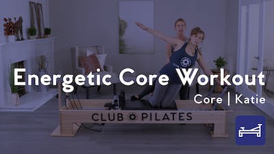 Energetic Core Workout by Club Pilates