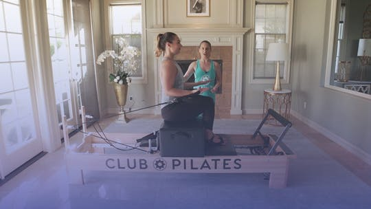 Instant Access to High Gear Arm Workout by Club Pilates, powered by Intelivideo