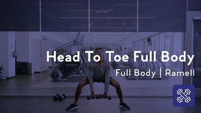 Instant Access to Head To Toe Full Body Workout by Club Pilates, powered by Intelivideo