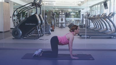 Instant Access to Back to Basics Posture Workout by Club Pilates, powered by Intelivideo