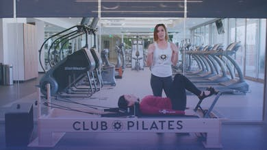 Feel Good Full Body Reformer Workout by Club Pilates