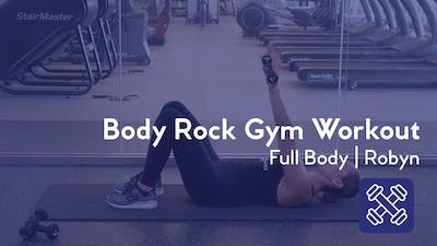 Body Rock Gym Workout by Club Pilates